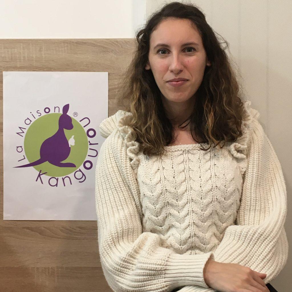 Sandrine LADJADJ - Directrice La Maison Kangourou Saussure